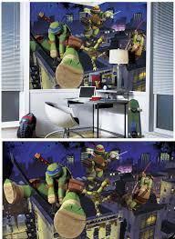 teenage mutant ninja turtle xl wall mural