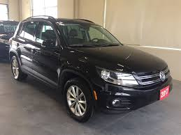 used 2017 volkswagen tiguan for sale stratford on