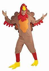 thanksgiving skit clowns