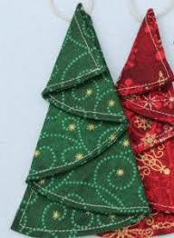 Christmas Ornaments Crafts To Make by Best 25 Quilted Christmas Ornaments Ideas On Pinterest Folded