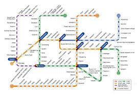 Metro Light Rail Schedule Busan Metro U2014 Map Lines Route Hours Tickets