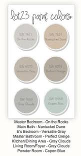 neutral paint colors driftwood gray and house
