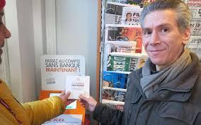 carte bancaire dans bureau de tabac le compte sans banque passe la barre des 10 000 clients le parisien