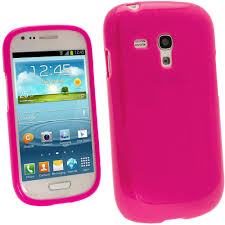 igadgitz glossy gel case for samsung galaxy s3 iii mini