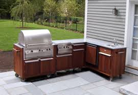 outdoor kitchen island residential islands prefab outdoor kitchens outdoor bars custom bbq