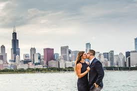 Wedding Photography Chicago Chicago Museum Campus And Riverwalk Engagement Photography