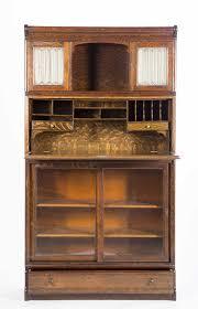 Globe Wernicke Bookcase 299 Wernicke Stacking Oak Bookcase