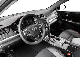 2015 Camry Interior Toyota Camry For Sale At Thomasville Toyota