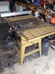 Vwvortex Com Powermatic Table Saw Model 63 400 Obo