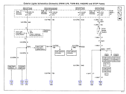 chevy express brake light wiring diagram image details
