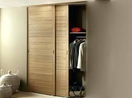 placard de chambre en bois porte en bois de chambre porte coulissante pour chambre porte en