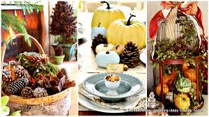 autumn decorations 19 enchanted diy autumn decorations to fall for this season