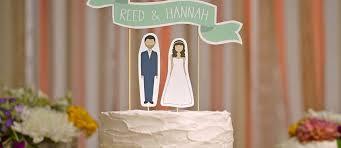 cool wedding cake toppers 24 creative wedding cake topper inspiration ideas wedding forward