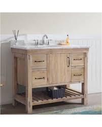 Single Bathroom Vanity Set Winter Savings On Foundry Select Bromberg 42 U0027 U0027 Single Bathroom