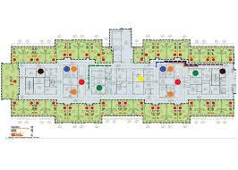 Floor Plan Hospital Hospital Inpatient Unit Design Factors Impacting Direct Patient