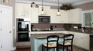 Painted Or Stained Kitchen Cabinets Painted Or Stained Kitchen Cabinets Archives Taste Lovely