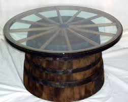 whiskey barrel table for sale we picked up some whiskey barrels that were dirt cheap at home depot