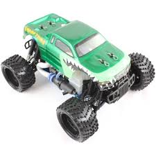 rc monster truck nitro himoto 1 16 rc nitro monster truck swamp thing