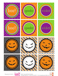 halloween party png free halloween party printables from squared party printables