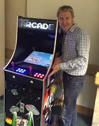 Street Fighter 3 Arcade Cabinet Neon Play Arcade Fire