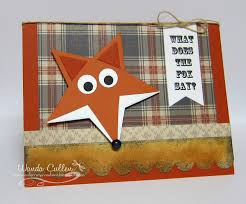 wanda cullen cullen ary creations what does the fox say 11 6