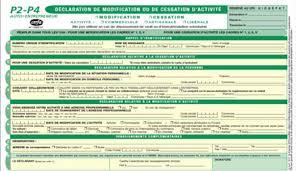declaration auto entrepreneur chambre des metiers comment faire simple pour changer ou modifier votre déclaration d