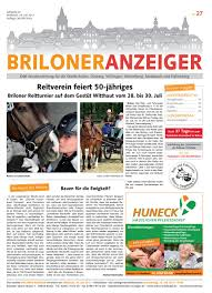 Musterhaus K Hen Briloner Anzeiger Ausgabe Vom 21 06 2017 Nr 23 By Brilon