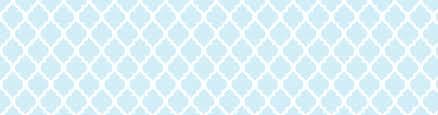 blue quatrefoil wallpaper u name it creative services