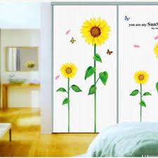 Sunflower Home Decor Shop Sunflower Wall Decor On Wanelo