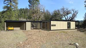 modular house contemporary steel framing metal image on