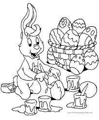easter bunny coloring pages simply simple kids easter coloring