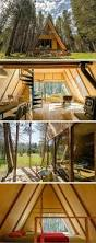 a frame home interiors this lovely a frame cabin near the sierra national forest has a
