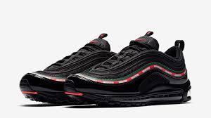Jual Sepatu Nike Air Yeezy undftd x nike air max 97 og black aj1986 001 the sole supplier