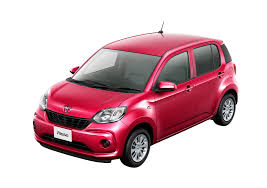 toyota car png new toyota passo is the most frugal petrol model in japan 30 pics