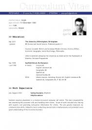 resume format 2017 philippines 10 latest cv format 2017 india sephora resume for freshers pdf job