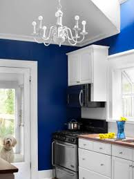 kitchen cobalt blue decorating ideas light blue kitchen