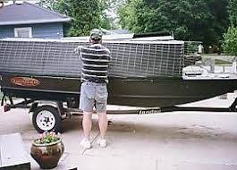Duck Boat Blind Pictures Duck Boat Blinds
