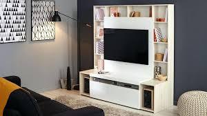 meuble tv avec bureau meuble tv bureau meuble tv moderne 30 designs uniques et conseils