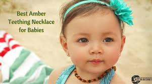 amber necklace baby images Best amber teething necklace for babies jpg