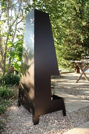 Steel Chiminea Pyra Chiminea U2014 R D Architecture Lehigh Valley Architecture