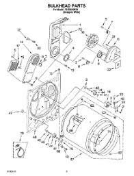 parts for estate teds840pq0 dryer appliancepartspros com