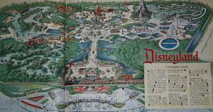 Map Of Walt Disney World by A National Treasure Walt Disney In National Geographic