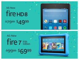 amazon kindle fire tablet black friday prime day 2017 u2013 a complete list of kindle and fire deals