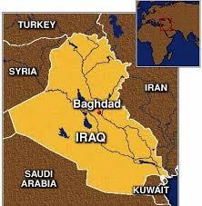 baghdad on a map baghdad bomb kills five as standoff deepens capital news