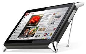 tablette de cuisine qooq qooq une tablette pour la cuisine ere numérique
