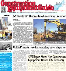 northeast 20 2014 by construction equipment guide issuu