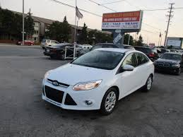 used ford focus toronto used cars suvs and minivans for sale in toronto and the gta