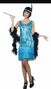 halloween costume flapper