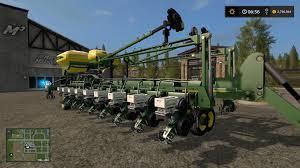 John Deere Planters by Fs17 Johndeere Db60 V5 0 0 Modhub Us