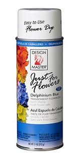 Design Master Just For Flowers Spray Paint